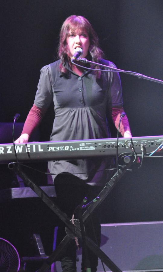 Heart at Massey Hall Debbie Shair