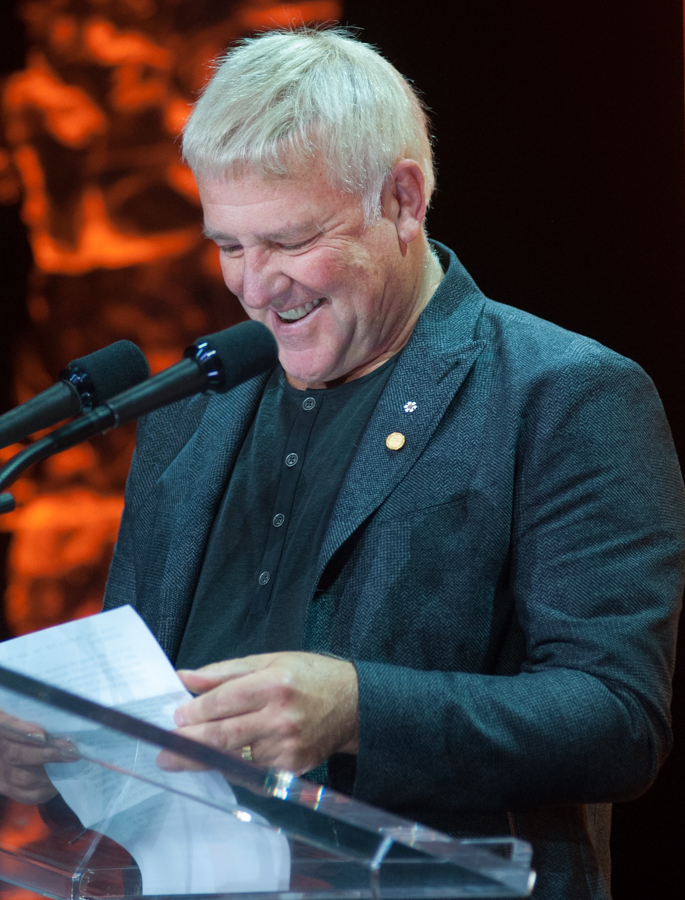 CMW 2017 - Canadian Music Week 2017 - CMBIA - Canadian Music and Broadcast Awards - Alex Lifeson
