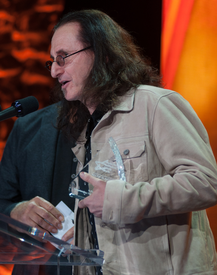 CMW 2017 - Canadian Muisc Week 2017 - CMBIA - Canadian Muisc and Broadcast Awards - Geddy Lee