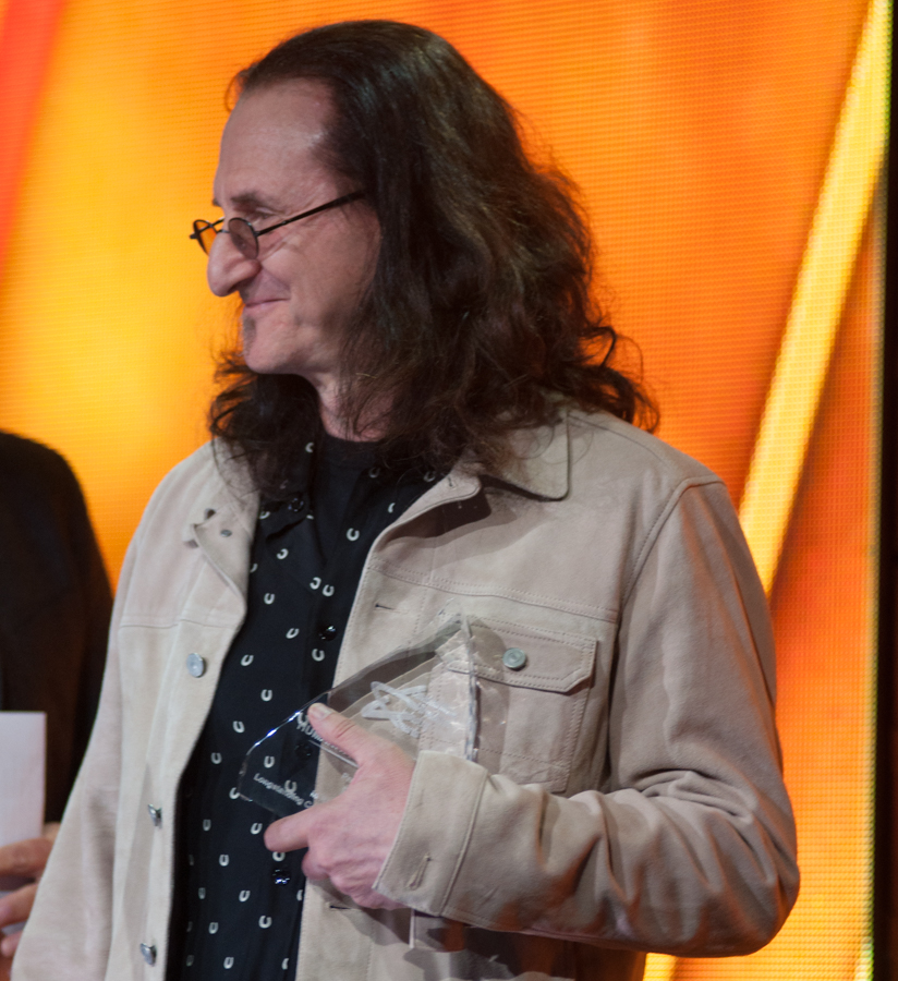 CMW 2017 - Canadian Music Week 2017 - CMBIA - Canadian Music and Broadcast Awards - Geddy Lee