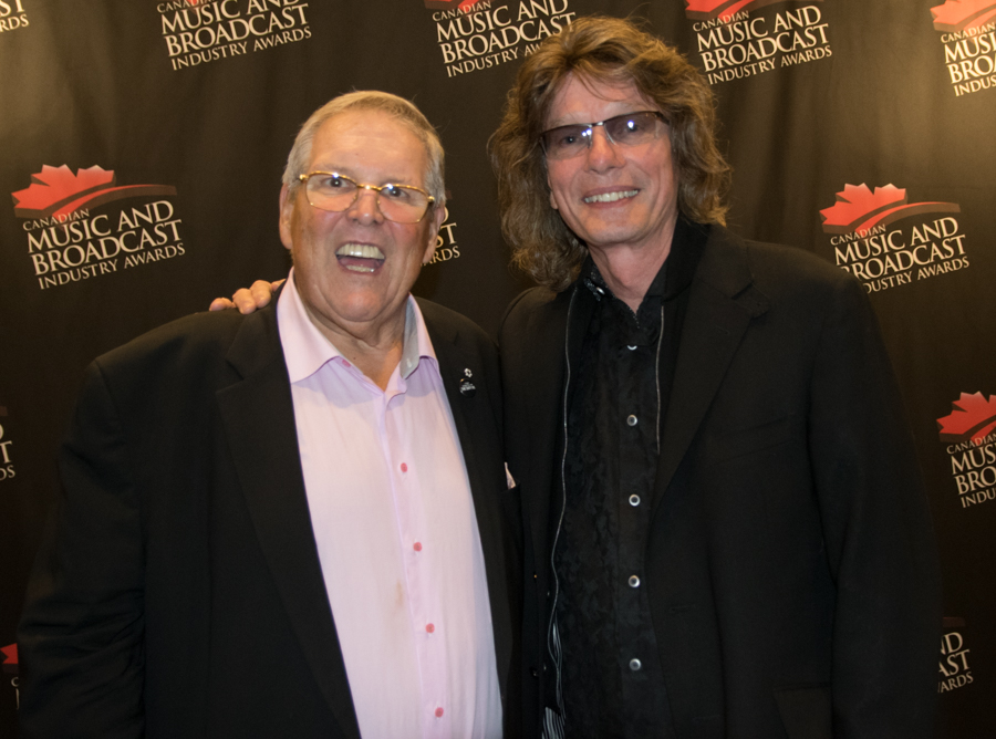 CMW 2017 - Canadian Music Week 2017 - CMBIA - Canadian Music and Broadcast Awards - Donal K Donald and Gil Moore