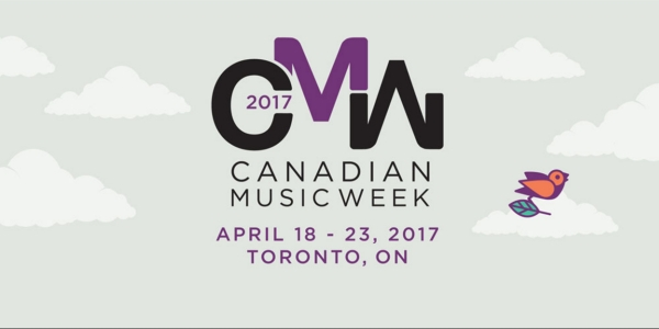CMW 2017 - Canadian Music Week, Denise Donlon, RUSH, Alex Lifeson, Geddy Lee, Neil Peart, Jann Arden