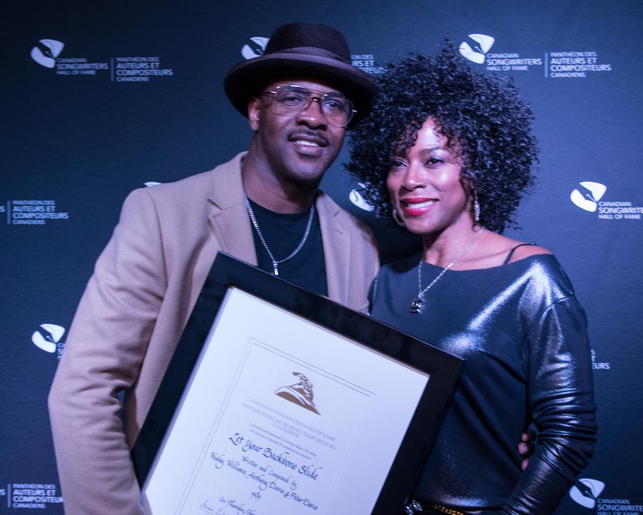 2019 CSHF Canada Songwriters Hall Of Fame - Maestro Fresh Wes, Anthony Davis