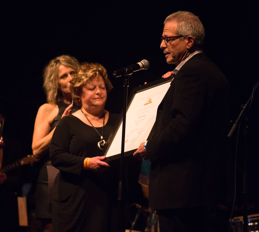2019 CSHF Canada Songwriters Hall Of Fame - Gina and Frank Troiano