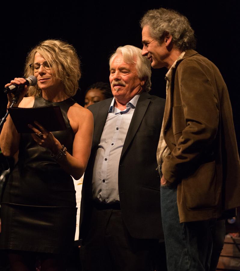 2019 CSHF Canada Songwriters Hall Of Fame - Klaatu, Terry Draper and John Woloschuk