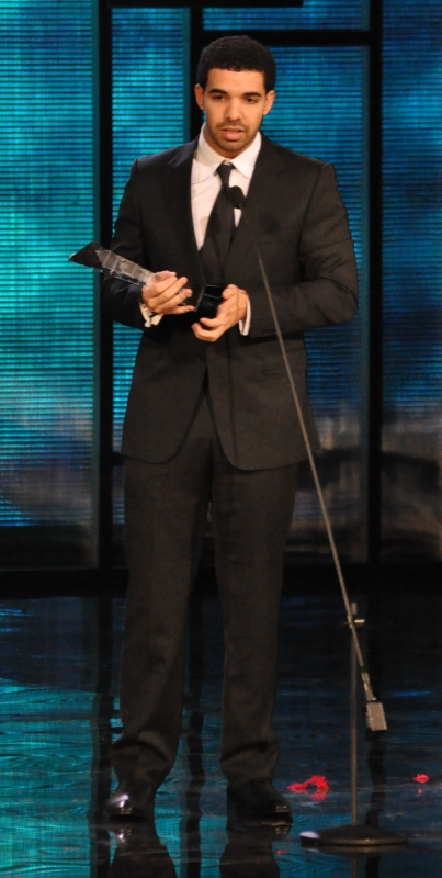 2011 CWOF Canada Walk Of Fame Red Carpet - Drake