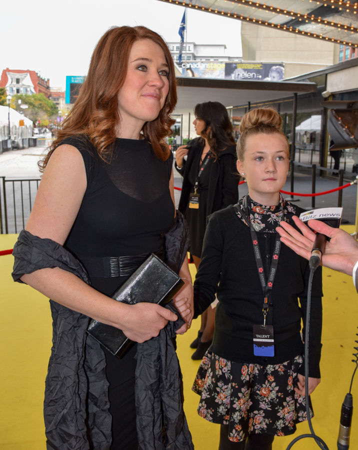 2014 CWOF Canada Walk Of Fame Yellow Carpet Sony Centre For The Performing Arts Toronto Ontario Canada October 18, 2014