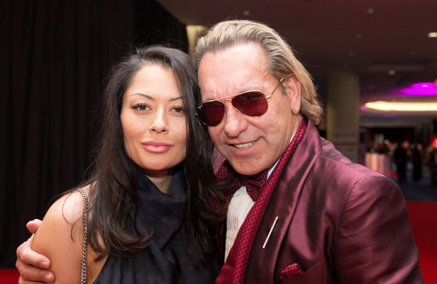 2019 CWOF Canada Walk Of Fame - Michael Wekerle