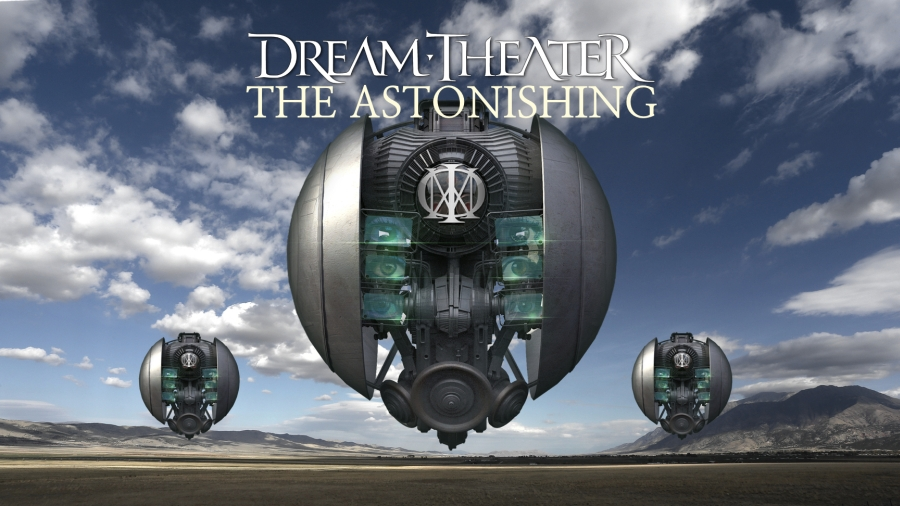DREAM THEATRE - ASTONISHING - APRIL 16, 2016 at SONY CENTRE FOR THE PERFORMING ARTS - John Petrucci, John Myung, James LaBrie, Mike Mangini