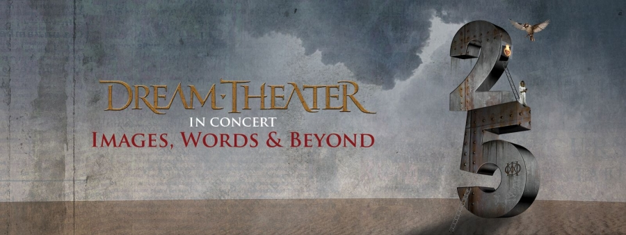 DREAM THEATER - IMAGES WORDS AND BEYOND - NOVEMBER 12th, 2017 at SONY CENTRE FOR THE PERFORMING ARTS - John Petrucci, John Myung, James LaBrie, Mike Mangini, Jordan Rudess