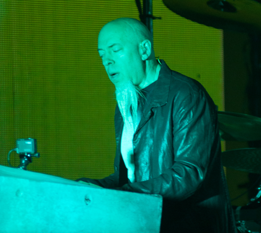 DREAM THEATER - ASTONISHING - APRIL 16, 2016 at SONY CENTRE FOR THE PERFORMING ARTS - Jordon Rudess