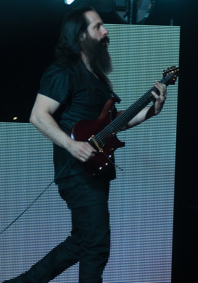 DREAM THEATER - ASTONISHING - APRIL 16, 2016 at SONY CENTRE FOR THE PERFORMING ARTS - John Petrucci