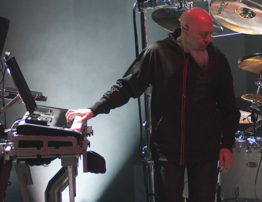 DREAM THEATER - IMAGES WORDS AND BEYOND - NOVEMBER 12th, 2017 at SONY CENTRE FOR THE PERFORMING ARTS - Jordan Rudess