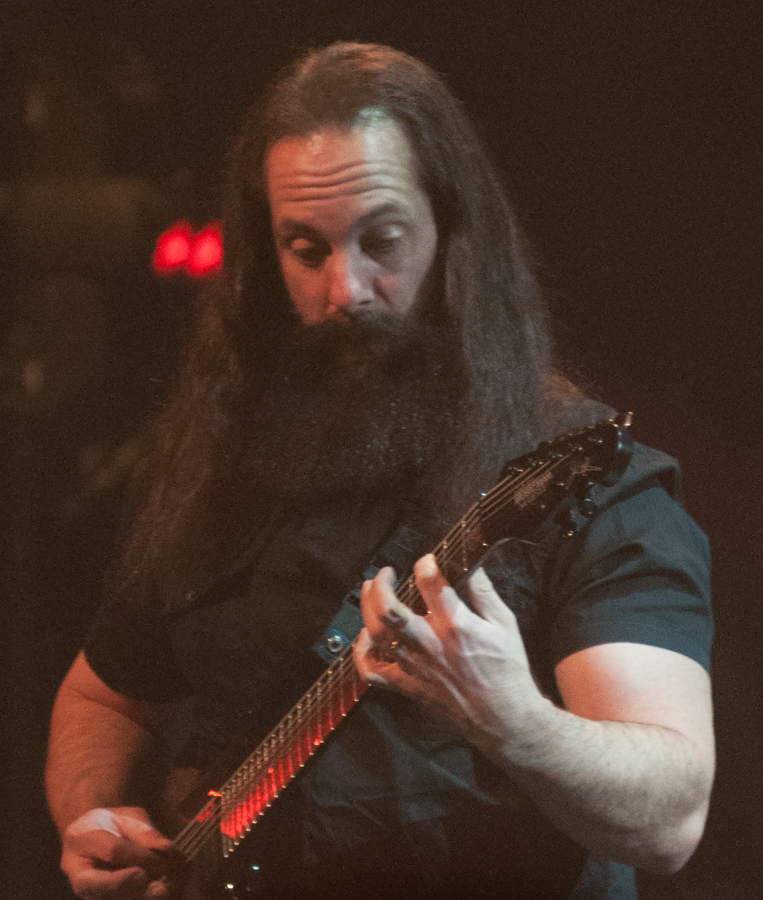 DREAM THEATER - IMAGES WORDS AND BEYOND - NOVEMBER 12th, 2017 at SONY CENTRE FOR THE PERFORMING ARTS - John Petrucci