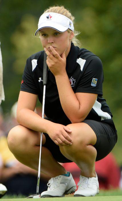 LPGA Brooke Henderson Meijer Champion
