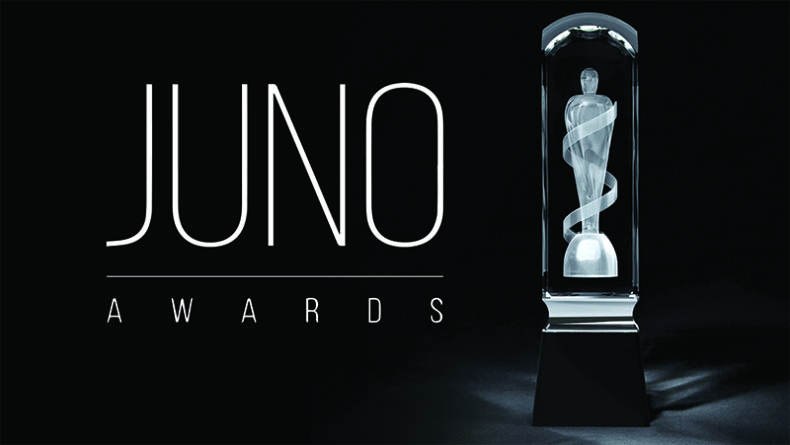 2020 JUNO AWARDS - Saskatoon, Saskatchewan,  March 13-15, 2020