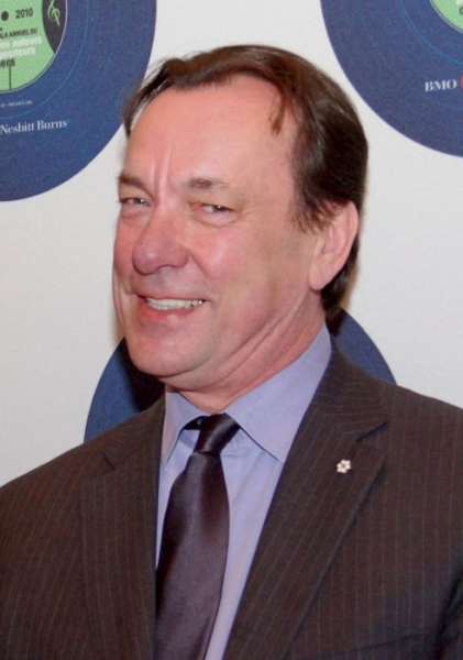 Neil Peart - Canadian Songwriters Hall of Fame