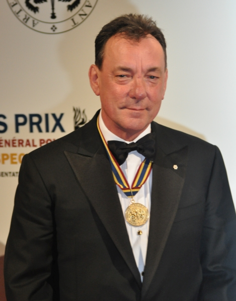 Neil Peart - Governor General Performing Arts Awards