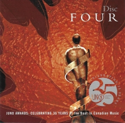 Oh What A Feeling - JUNO Awards 35th Anniversary Disc 4 CARAS