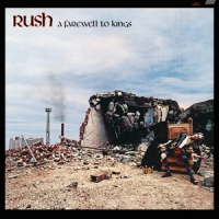 Neil Peart - RUSH A Farewell To Kings