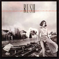 Neil Peart - RUSH Permanent Waves