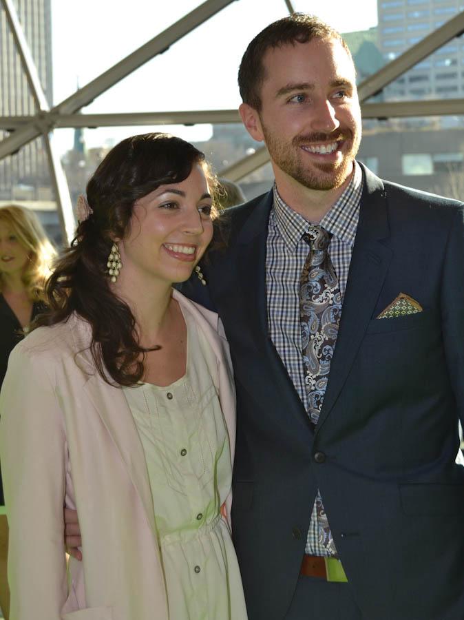 2012 JUNO Awards - Green Carpet - Ottawa - Ottawa