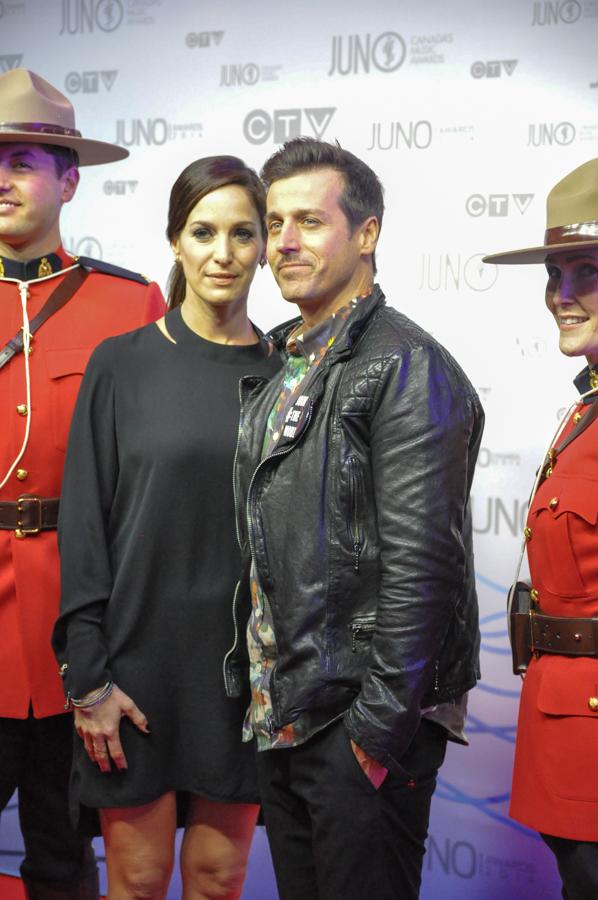 2014 Juno Awards - Red Carpet