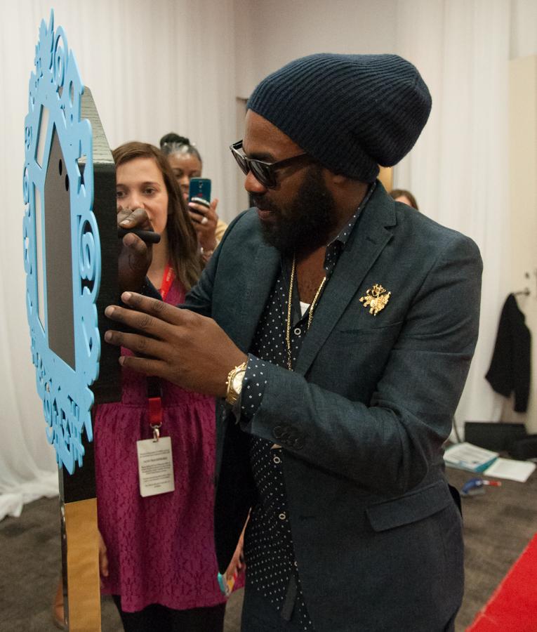 2015 Juno Awards - Exco Levi