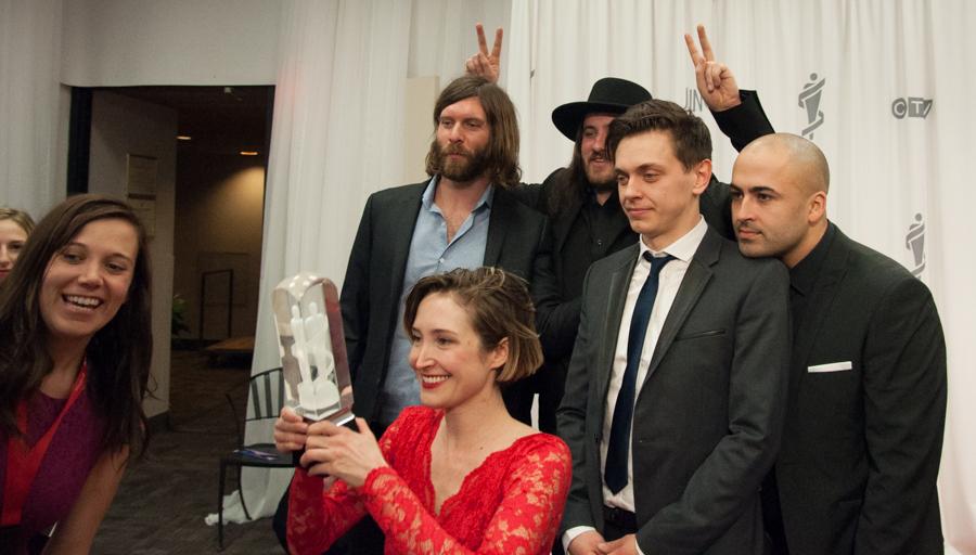 2015 Juno Awards - July Talk