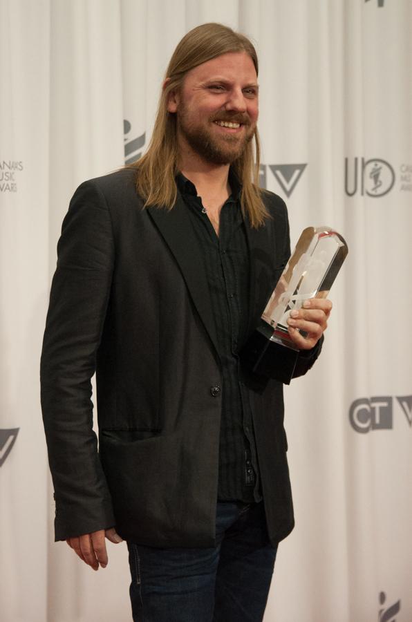2015 Juno Awards - Steve Hill
