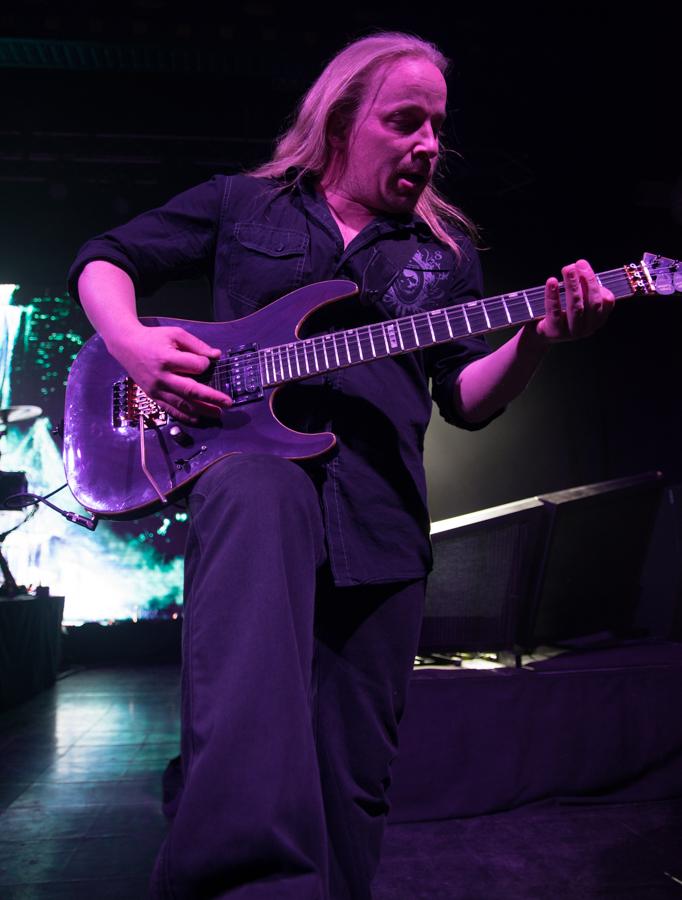 Emppu Vuorinen - Nightwish - Decades Tour - Rapids Theater, Niagara Falls, NY - 23-Mar-2018