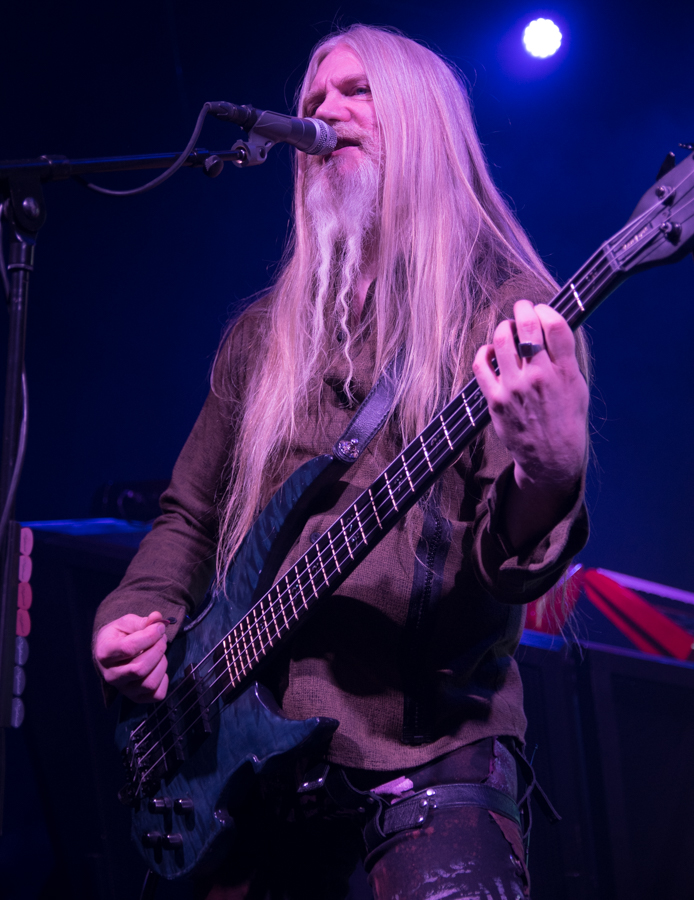 Marco Hietala - Nightwish - Decades Tour - Rapids Theater, Niagara Falls, NY - 23-Mar-2018