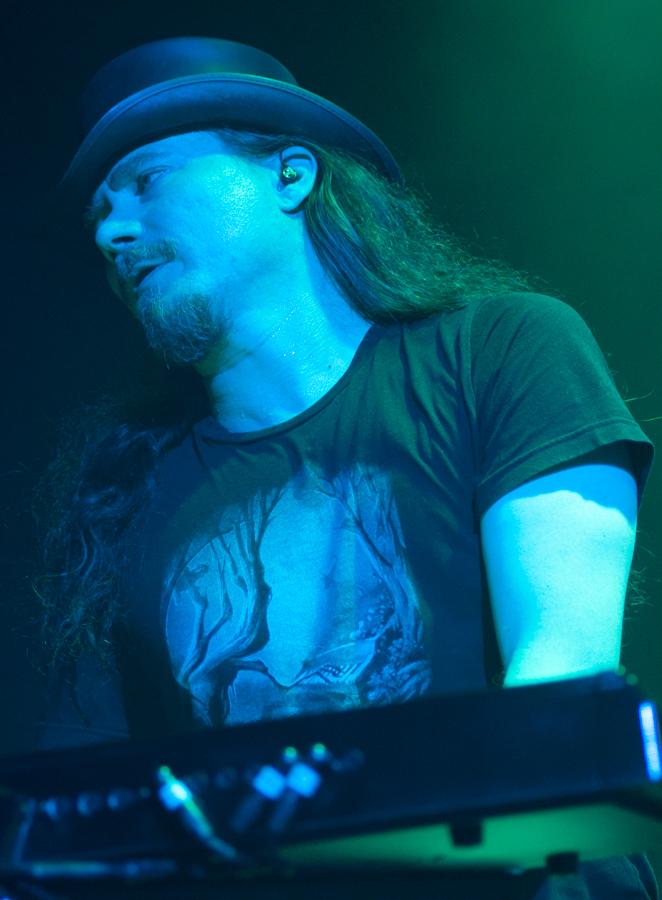 Tuomas Holopainen - Nightwish - Decades Tour - Rapids Theater, Niagara Falls, NY - 23-Mar-2018