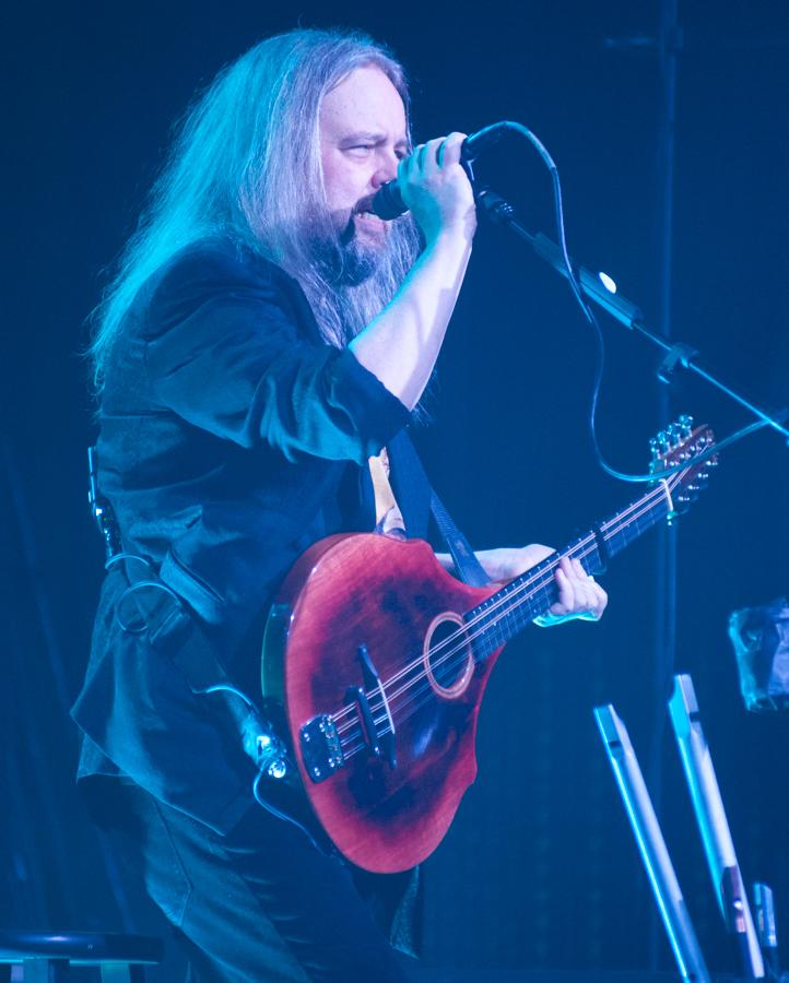 Troy Donockley - Nightwish - Decades Tour - Rapids Theater, Niagara Falls, NY - 23-Mar-2018