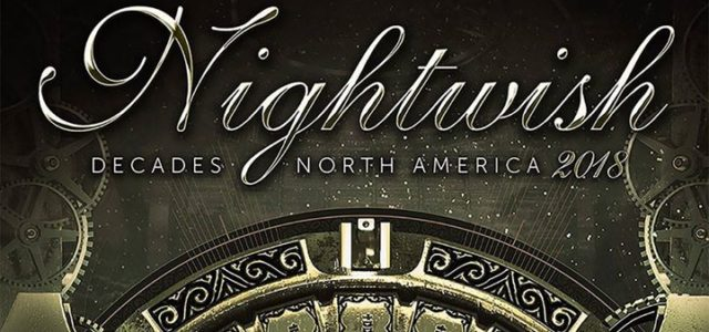 Nightwish - Decades Tour - Rapids Theater, Niagara Falls, NY - 23-Mar-2018