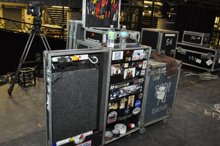 RUSH Time Machine Tour - Gump Land