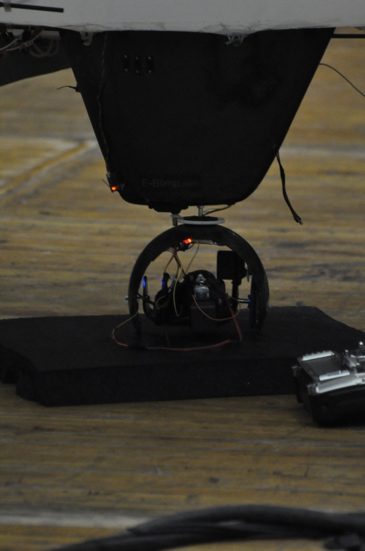 RUSH Time Machine Tour - Cleveland DVD Blimp Camera