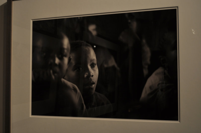 Grace Africa in Photographs - Andrew MacNaughtan - Alex Lifeson commented on Boy In Awe