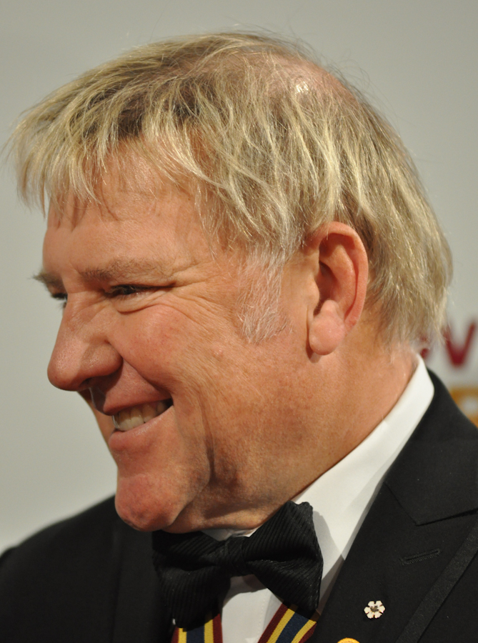 2012 Governor General Performing Arts Awards National Arts Centre - RUSH Alex Lifeson