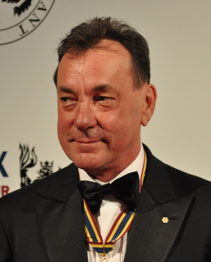 2012 Governor General Performing Arts Awards National Arts Centre - RUSH Neil Peart
