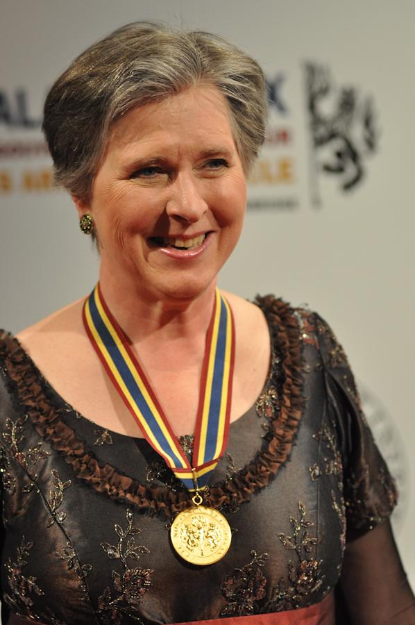 2012 Governor General Performing Arts Awards National Arts Centre - Janina Fialkowska