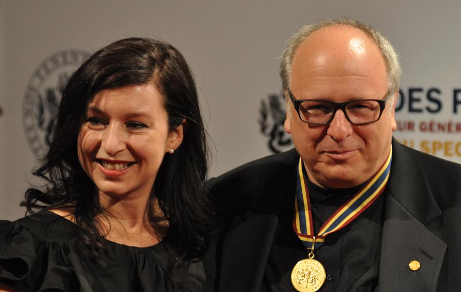 2012 Governor General Performing Arts Awards National Arts Centre - Denis Marleau