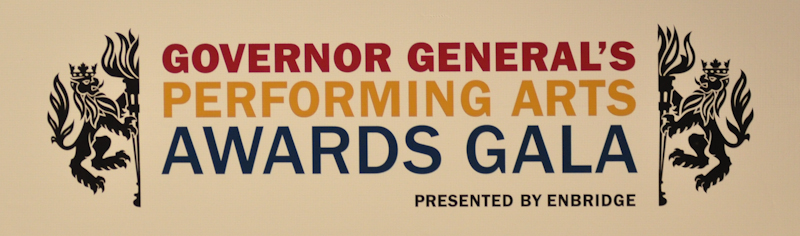 2012 Governor General Performing Arts Awards