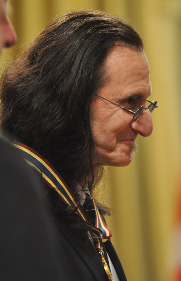 2012 Governor General Performing Arts Awards - RUSH Geddy Lee