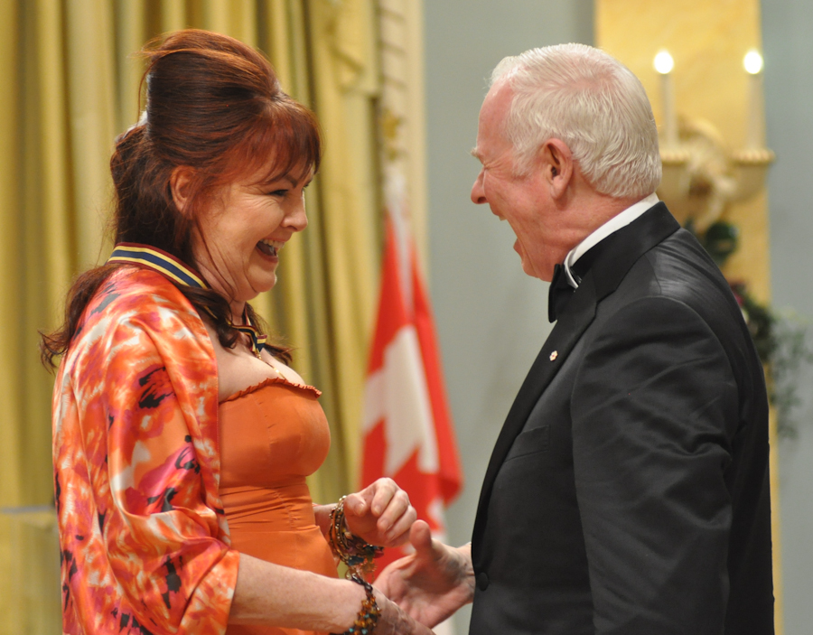 2012 Governor General Performing Arts Awards - Mary Walsh