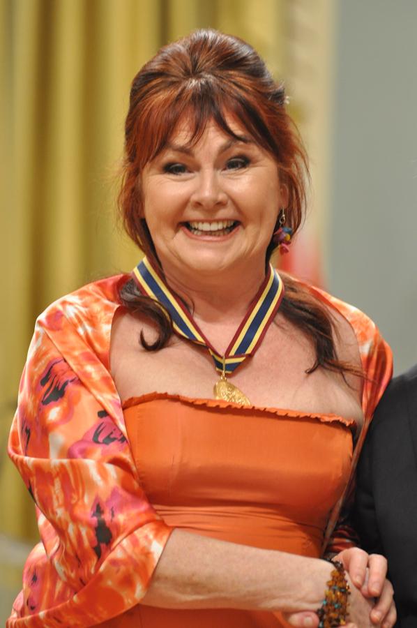2012 Governor General Performing Arts Awards - Mary Walsh
