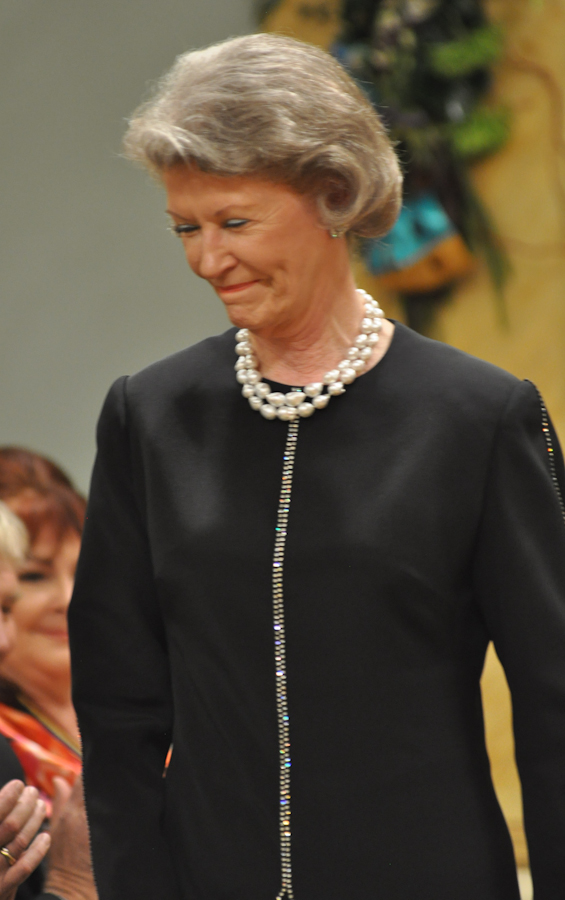 2012 Governor General Performing Arts Awards - Earlaine Collins