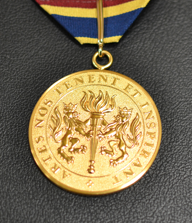 2012 Governor General Performing Arts Awards - Medals
