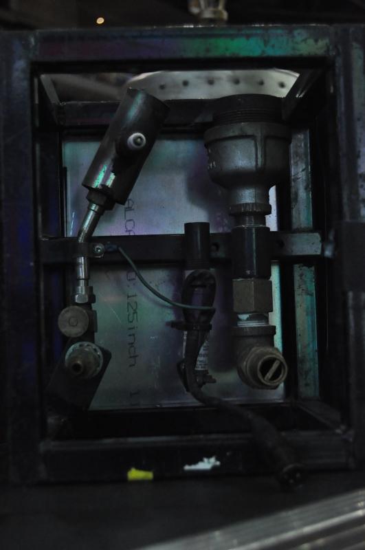 RUSH Time Machine Tour - Pyro Flame Thrower Up Close