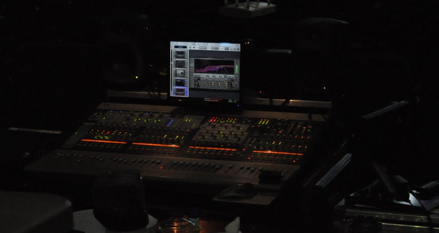 RUSH Time Machine Tour - Live Sound
